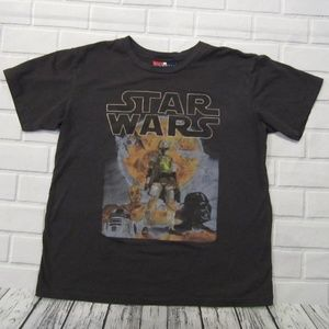 Boys XXL Gap Kids Boba Fett Star Wars T Shirt